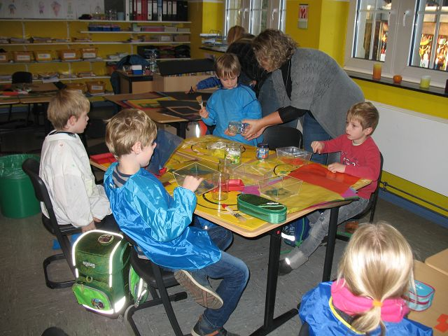 Adventsbasteln Grundschule Everswinkel