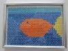 k-Stickbild Fisch