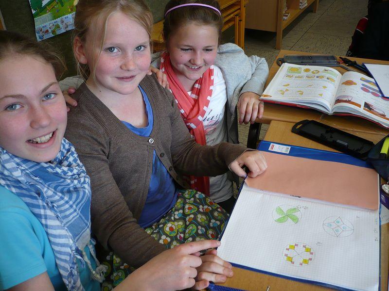 Zeichnen Mit Dem Zirkel Grundschule Everswinkel